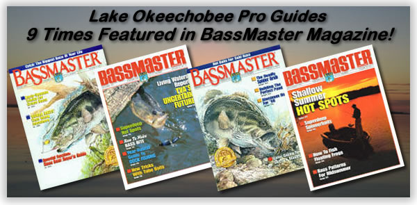 Pro Okeechobee Fishing Guides