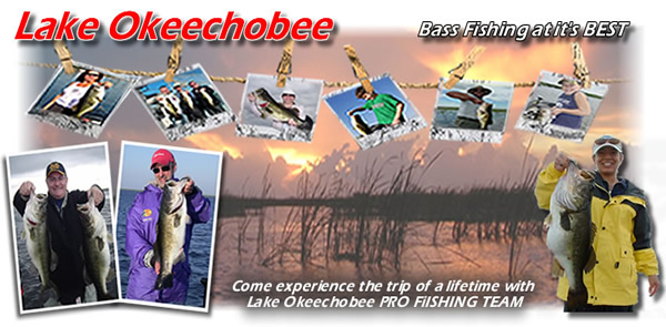 Okeechobee Bass Fishing